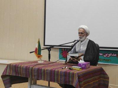 نشست علمی روش پاسخگویی به شبهات اعتقادی در شیراز برگزار شد